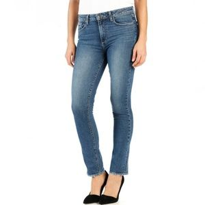 Paige- Julia High Waist Straight Leg Jeans